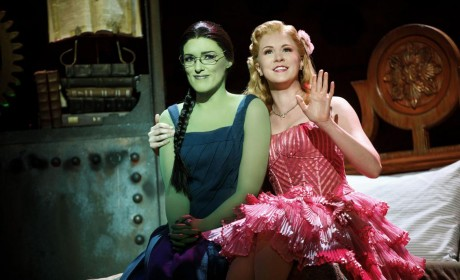 "Wonderful ""Wicked"" Defies Gravity"