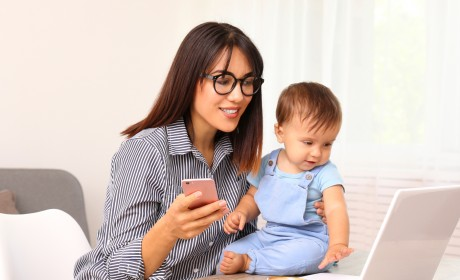 Successful Work-From-Home Tips With Kids