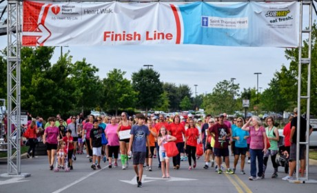 Rutherford Heart Walk Invites Participants to Reconnect for Heart Health