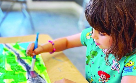 Virtual Arts Classes for Kids