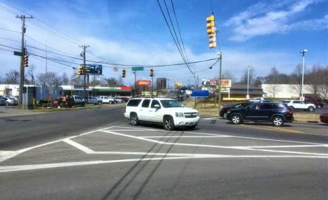 Mercury Blvd in Murfreesboro to Honor Dr Martin Luther King Jr