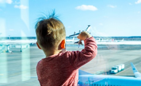 Protect Tots from HFMD While Traveling