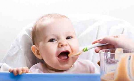 5 Tips for Good Eating in Babyhood