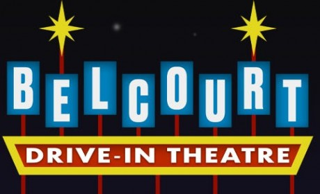 Upcoming Movies at New Belcourt Theatre Drive-In