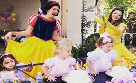Entertainers Keep Birthday Smiles Coming