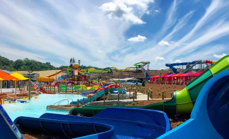 Soaky Mountain Waterpark is All Set to Open On June 27