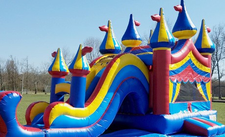 Book a Home Birthday Party or a Rental