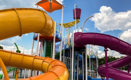 Parks & Rec Outdoor Pools and Splash Parks Opening May 1
