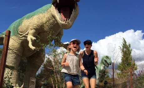 Dino Stroll Coming to Music City Center