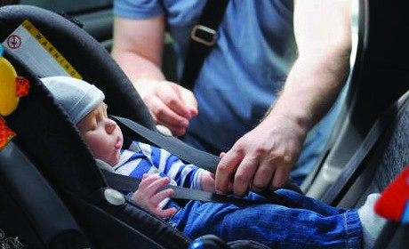 Keep Babe in Rear-Facing Seat Longer