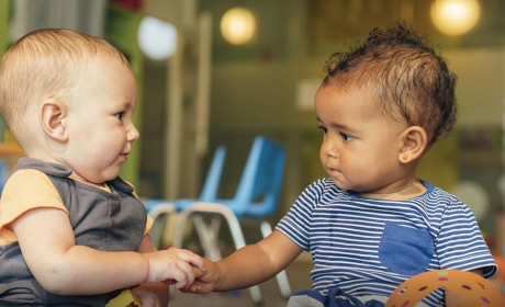 Day Care vs. Preschool: What's Best For Your Little?