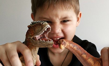 8 Ways to Roar with Dinosaurs