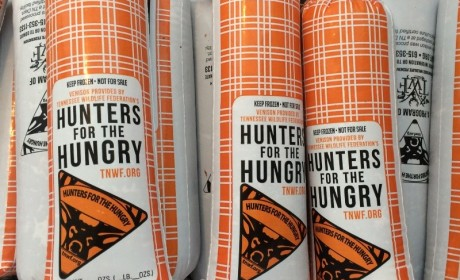 Hunters for the Hungry Provides 569,000 Servings of Protein to Tennesseans