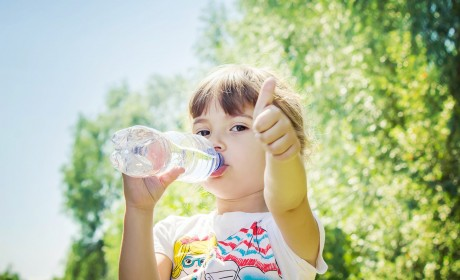 Make Kids Drink More Water