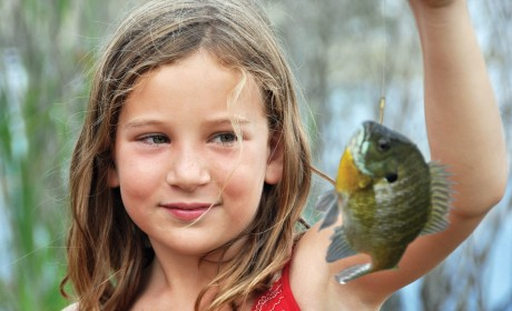 Free Kids' Fishing Rodeos