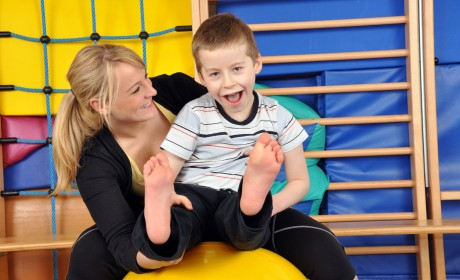 Flip for Function Offers Free Gymnastics Classes for Children With Special Needs