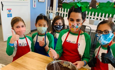 Kids Can Learn the Joy of Cooking at Flour Power