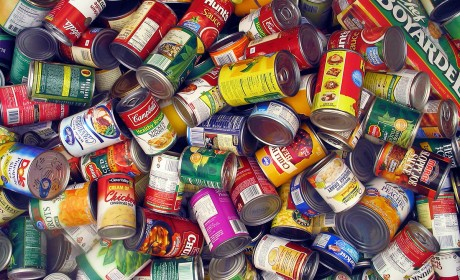 Food For Fines Week at Rutherford County Libraries