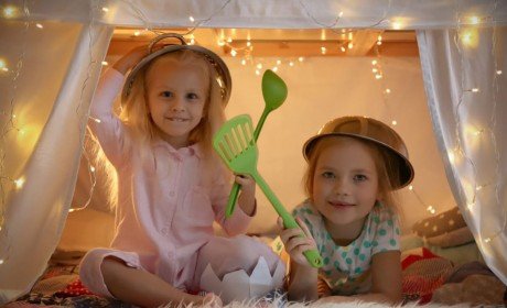 Easy Fun With Littles at Home