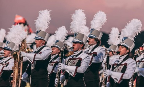 Franklin Band to Host Sonic Boom! Marching Band Competition Oct. 2