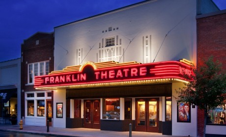Franklin Theatre Announces Reopening Plan