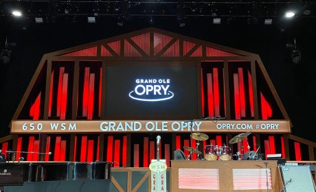 Opry to Welcome Back In-Person Audience for 95th Anniversary
