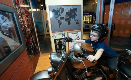 Harley-Davidson Exhibit Debuts at Smyrna Outdoor Adventure Center