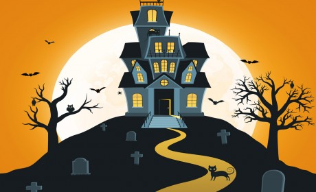 Haunted Houses & Ghost Tours