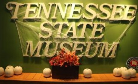 Tennessee State Museum to Host Haunted Museum Storytelling Festival