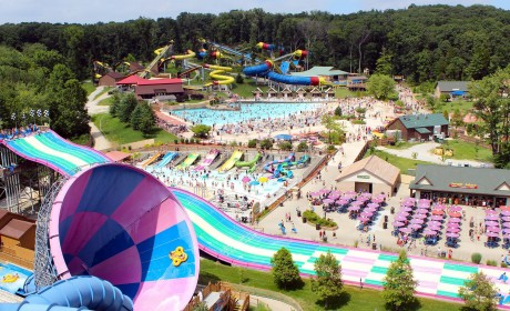 Make a Splash at a Water Park Near You!