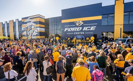NOW OPEN: Ford Ice Center - Bellevue
