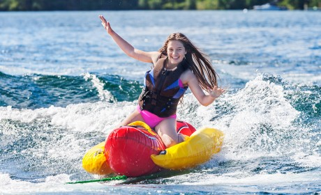 Summer's In Full Swing & Water Fun's What Y'all Need!