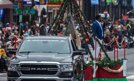 Nashville Christmas Parade Goes Virtual