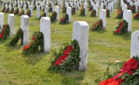 Gallatin Accepting Contributions for Wreaths Across America