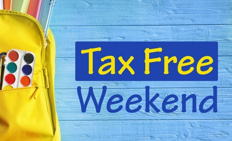 Tennessee's Tax-Free Holiday Weekend(s)