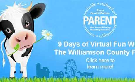 9 Days of Virtual Fun With The Williamson County Fair