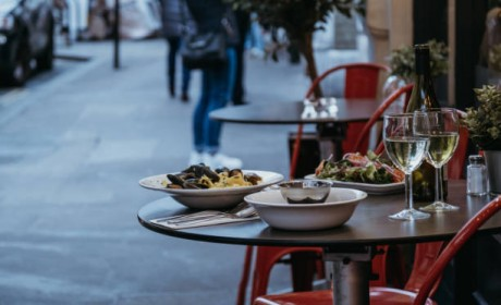 Brentwood's New Temporary Outdoor Dining Guidelines