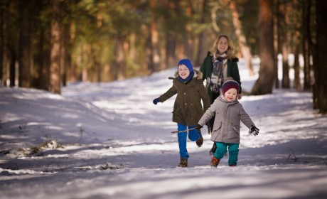 25 Things To Do For Families in December