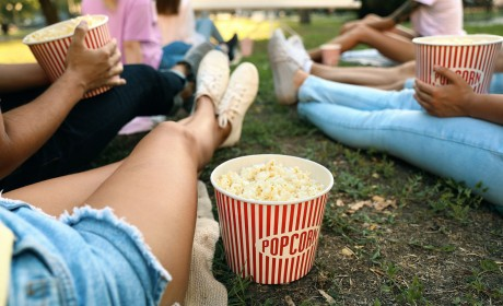 Outdoor Summer Family Movies
