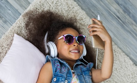 I'm Listening: Podcasts & Apps for Kids