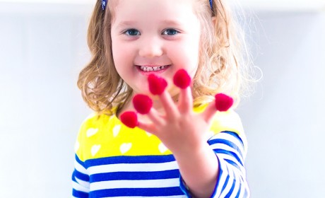 Delicious Ways for Littles to Learn to Count