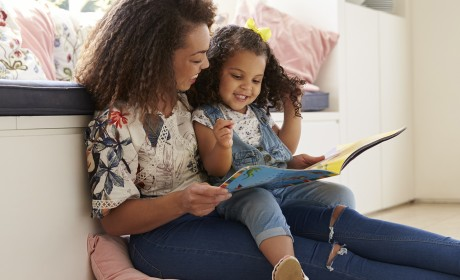 STUDY: Print Books Are BEST When Reading With Toddlers