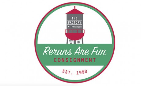 Reruns Are Fun Consignment Sale 1/30-2/1