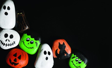 5 Easy-Peasy Halloween Crafts for Kids