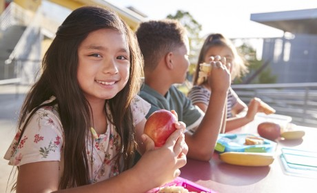 FSSD Continues Free Meals for Children All Summer