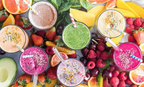 Icy & Delish! Easy-to-Make Fruit Smoothies Kids Will Love