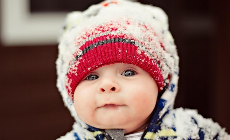 Baby, It's Cold Outside! Newborns in Cold Weather