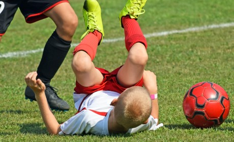 Kids & Sports Injuries