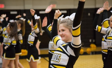 Local Cheer and Dance Teams Allowed to Perform at Indoor Events Again