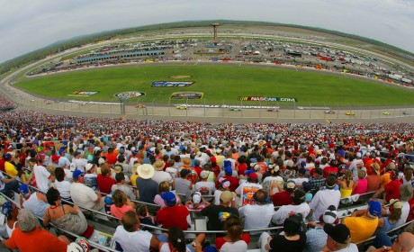 Enter Here to WIN Tickets to the NASCAR Cup Series at Nashville Superspeedway